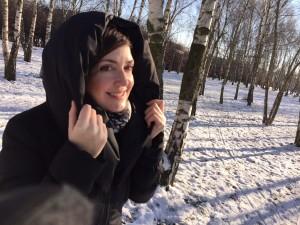 Anke Wagner Hochzeitssängerin singt bei Hochzeit im Winter